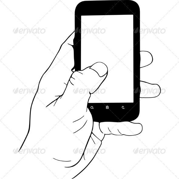 GraphicRiver Mobilephone 5559390