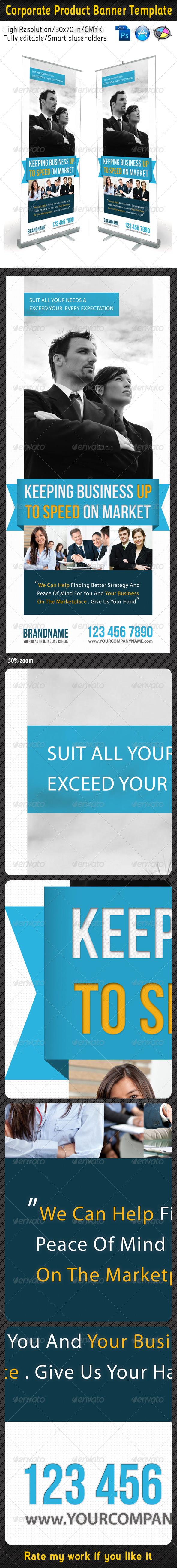 GraphicRiver Corporate Multipurpose Banner Template 05 5559709