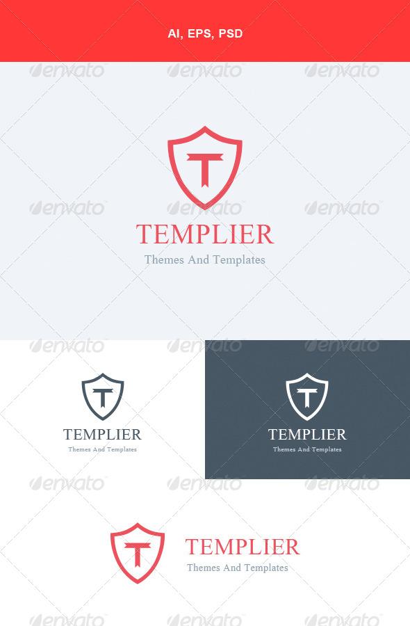 GraphicRiver Templier Logo 5546331