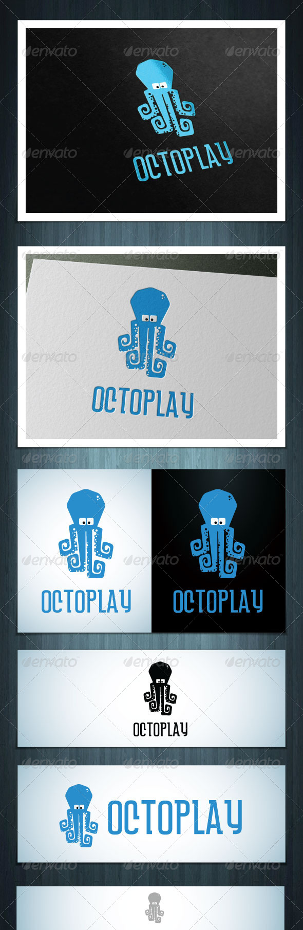 GraphicRiver Octopus 5561587