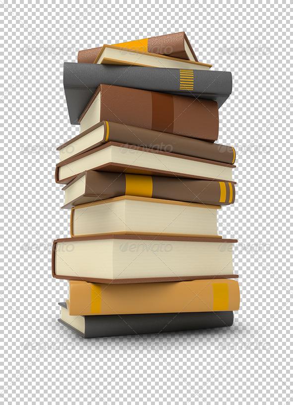 GraphicRiver Books 5562226