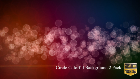 VideoHive Circle Colorful 2 Pack 5562424