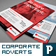Corporate Flyers // Advertisement // Multipurpose - GraphicRiver Item for Sale