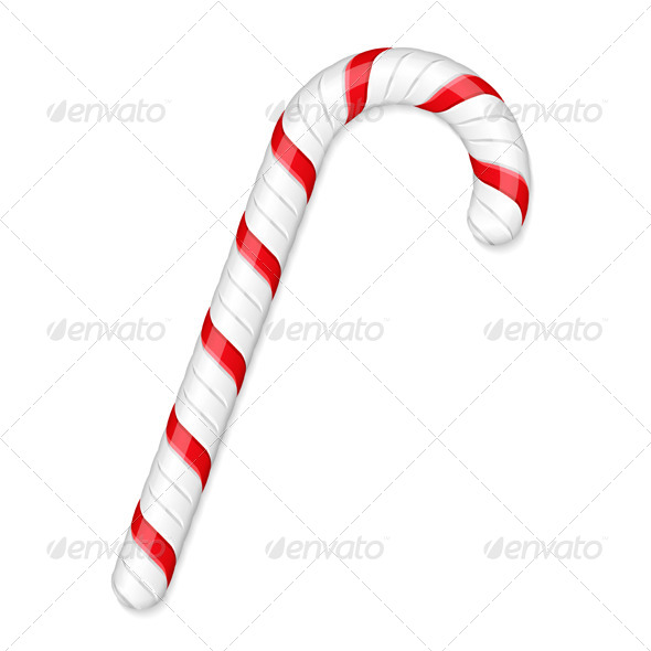 GraphicRiver Candy Cane 5562891