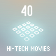 40 Hi-Tech 3D-Animations Pack - ActiveDen Item for Sale