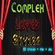 Complex Layer Styles - GraphicRiver Item for Sale
