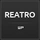 Reatro Multi-Purpose Business Wordpress Theme