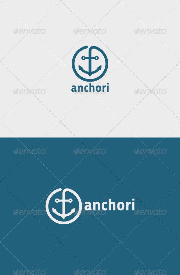 GraphicRiver Anchori Logo 5565163