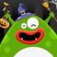 Big Halloween Monster - GraphicRiver Item for Sale