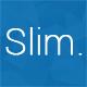 Link toSlim - responsive & minimal coming soon page
