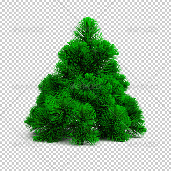 GraphicRiver small pine 5567783