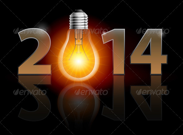 GraphicRiver New Year 2014 5567802