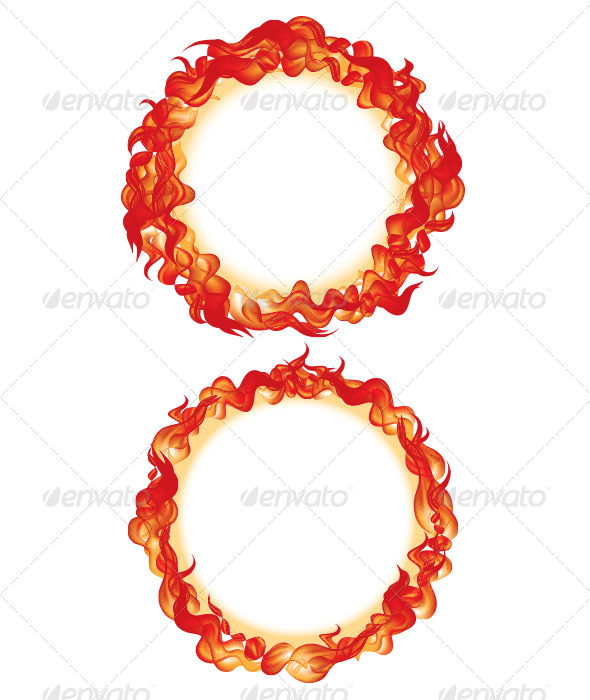 GraphicRiver Circle of Fire 5569274