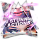 40 Stunnig Actions V1.0 - GraphicRiver Item for Sale