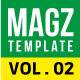 Multipurpose Magazine 02 - GraphicRiver Item for Sale