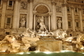 Trevi Fountain in Rome by night - PhotoDune Item for Sale