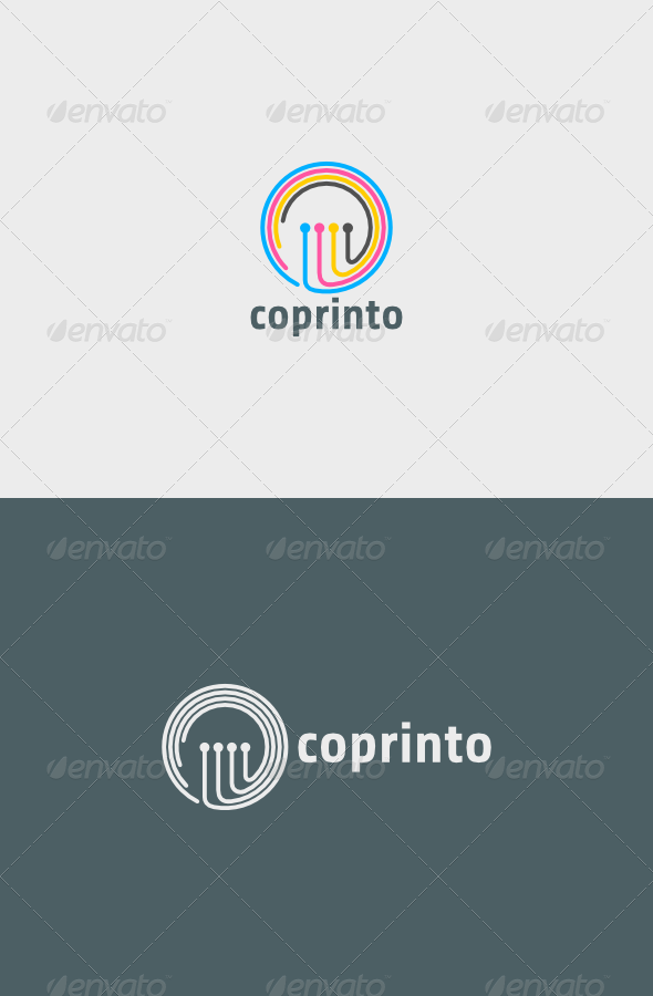 GraphicRiver Coprinto Logo 5575068