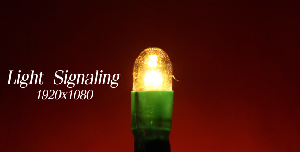 VideoHive Light Signaling 3 5575790