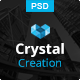 CrystalCreation - Multi Purpose PSD Template - ThemeForest Item for Sale