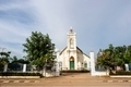 Catholic church in Pakse ,Laos. - PhotoDune Item for Sale