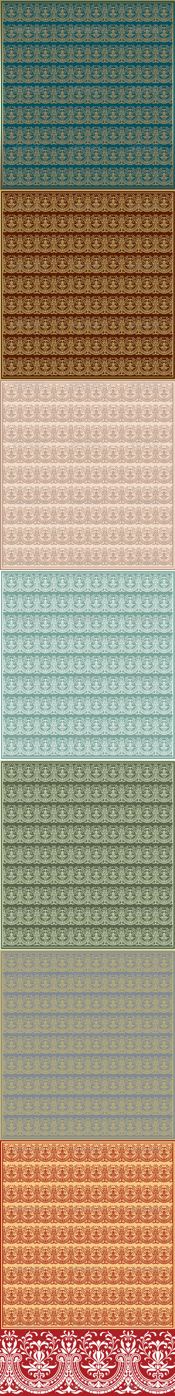 GraphicRiver Royal Pattern 5581289