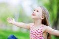 Little girl in park - PhotoDune Item for Sale