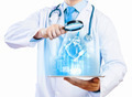 Doctor holding tablet pc - PhotoDune Item for Sale