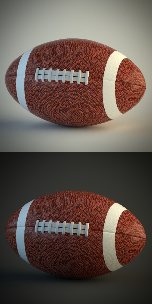 3DOcean American Football 5585387
