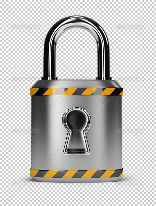 GraphicRiver Lock 5586798