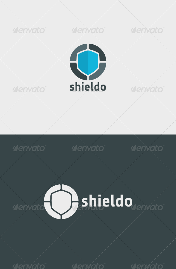 GraphicRiver Shieldo Logo 5592994