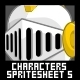 Characters Spritesheet 5 - GraphicRiver Item for Sale
