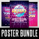 Retro Futuristic Bundle - GraphicRiver Item for Sale