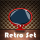 Retro TV Set - GraphicRiver Item for Sale