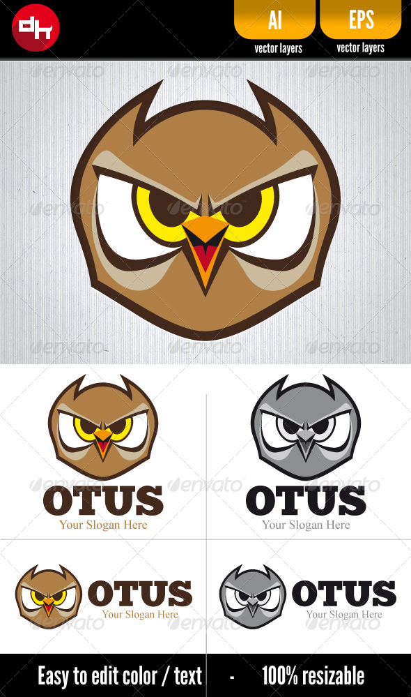 GraphicRiver Otus 5596554
