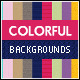 Colorful Backgrounds Textures  - GraphicRiver Item for Sale