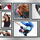 8 Different Photoframe Template