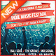 Music Festival Flyer | Volume 1 - GraphicRiver Item for Sale