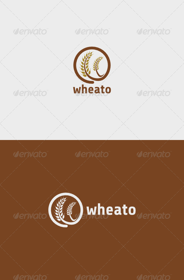 GraphicRiver Wheato Logo 5600712
