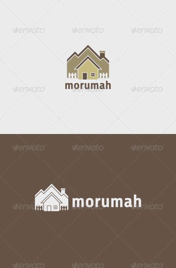 GraphicRiver Morumah Logo 5600760