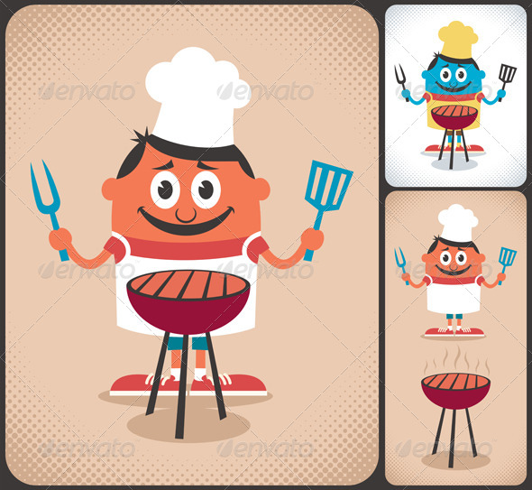 GraphicRiver Barbecue 5601260