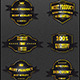 Badges Design Version 2 - GraphicRiver Item for Sale