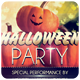 Halloween Party - Flyer - GraphicRiver Item for Sale