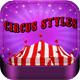 Circus Styles - GraphicRiver Item for Sale
