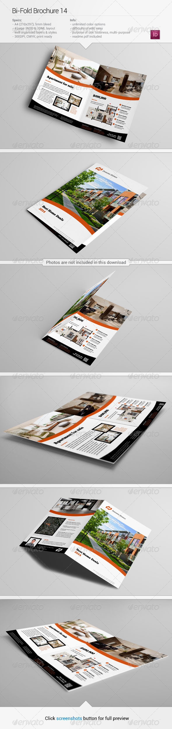 GraphicRiver Bi-Fold Brochure 14 5604173