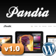 Pandia For Portfolio Agency Creative Business - ThemeForest Item for Sale