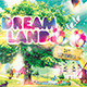 Dreamland Flyer - GraphicRiver Item for Sale