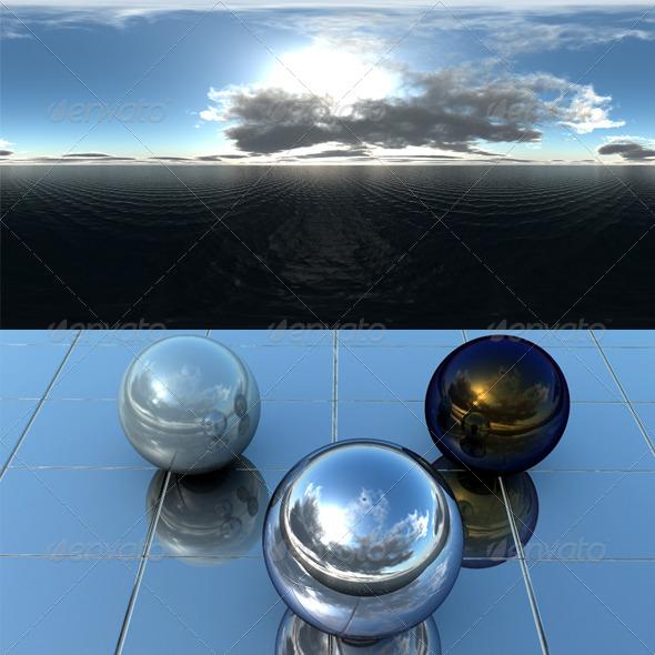 3DOcean Sea 85 5604771