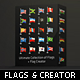Ultimate Collection of Flags + Flag Creator - GraphicRiver Item for Sale