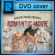 Romantic Movie DVD and Blu-ray Cover - GraphicRiver Item for Sale
