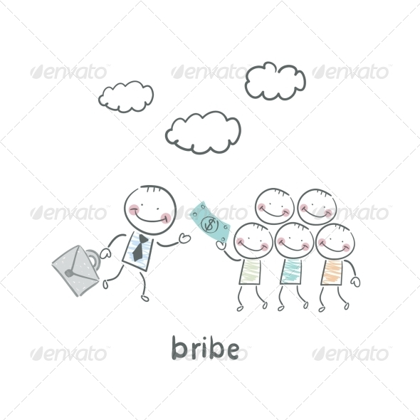 GraphicRiver Bribe 5617706